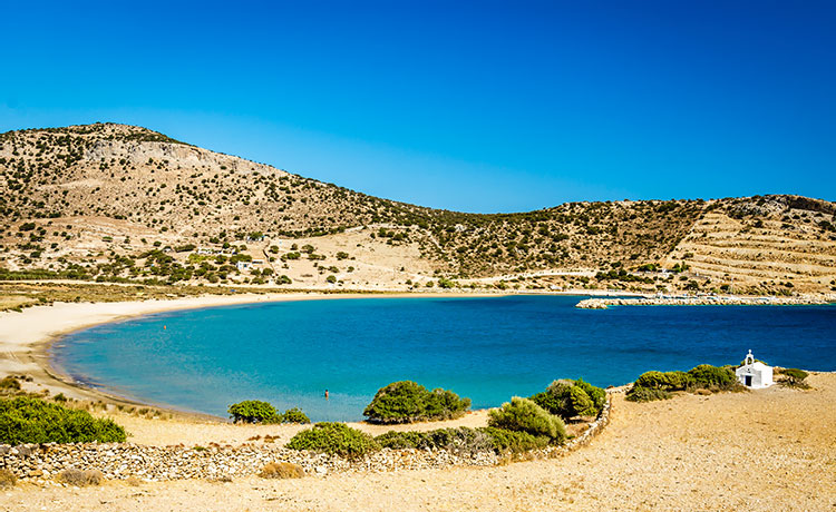Diverse Naxos Beaches (Part I)