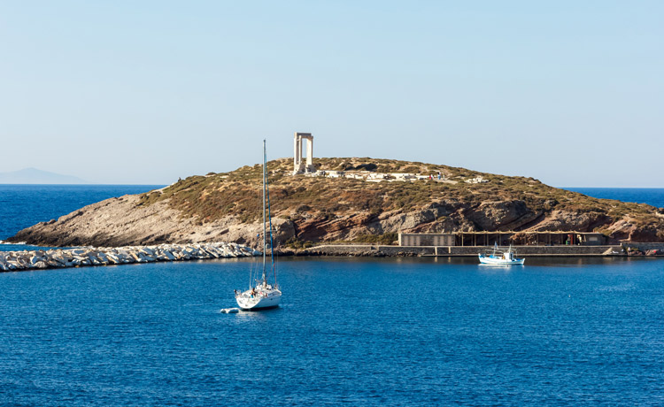 Naxos Sailing Tours – Getting the Mediterranean Sea Under your Skin