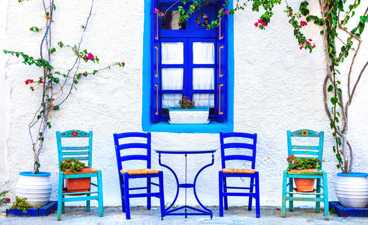 Explore the Charming Traditional Naxos' Villages
