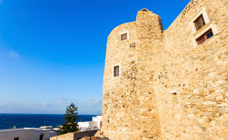 Naxos' Castles & Towers – Where History Meets the Divine