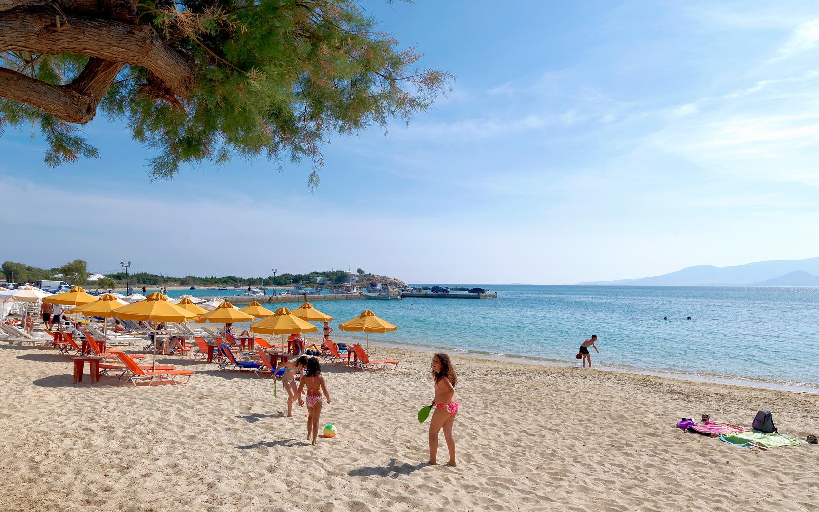 Naxos Hotels Iria Beach Hotel Naxos Agia Anna